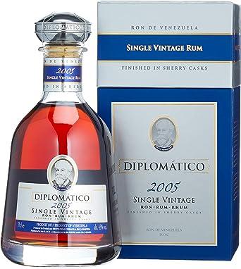 Diplomatico Diplomático Single Vintage Rum Limited Edition 2005 43% Vol. 0,7L In Giftbox - 700 ml