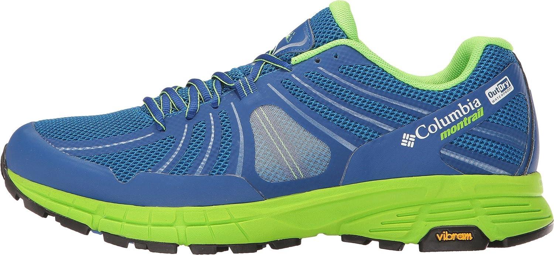 Columbia Columbia Columbia Mojave Trail Outdry schuhe Men super Blau Weiß Größe US 9,5   EU 42,5 2017 Laufsport Schuhe 261e62