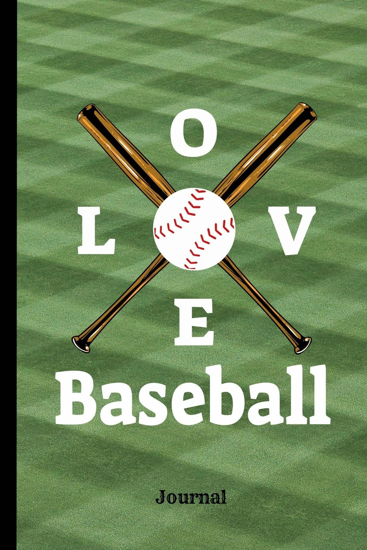 "Read Online Love Baseball Journal: Graph Journal Notebook Planner 4x4 Graph Paper, 100 Pages (6"" x 9"") School Teachers Students pdf"