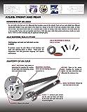 Yukon Gear & Axle (YA FMUST-3-31) 5-Lug Axle Kit