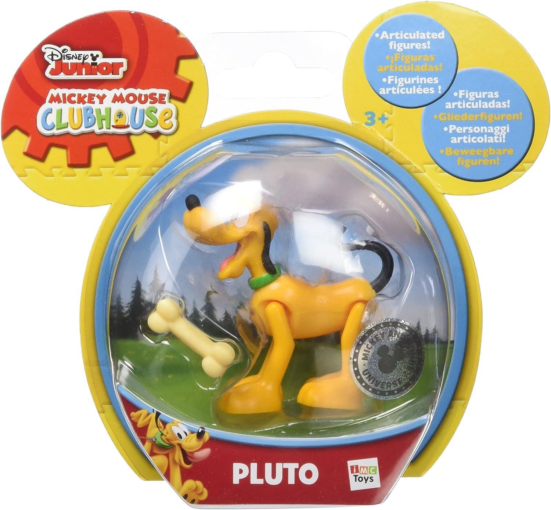 IMC Toys - Figura Pluto Disney (182141): Amazon.es: Juguetes y juegos