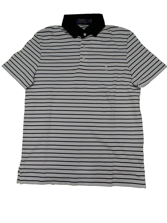 c609419a Top4: Polo Ralph Lauren Men's Pony Logo Striped Interlock Polo Shirt.  Wholesale ...