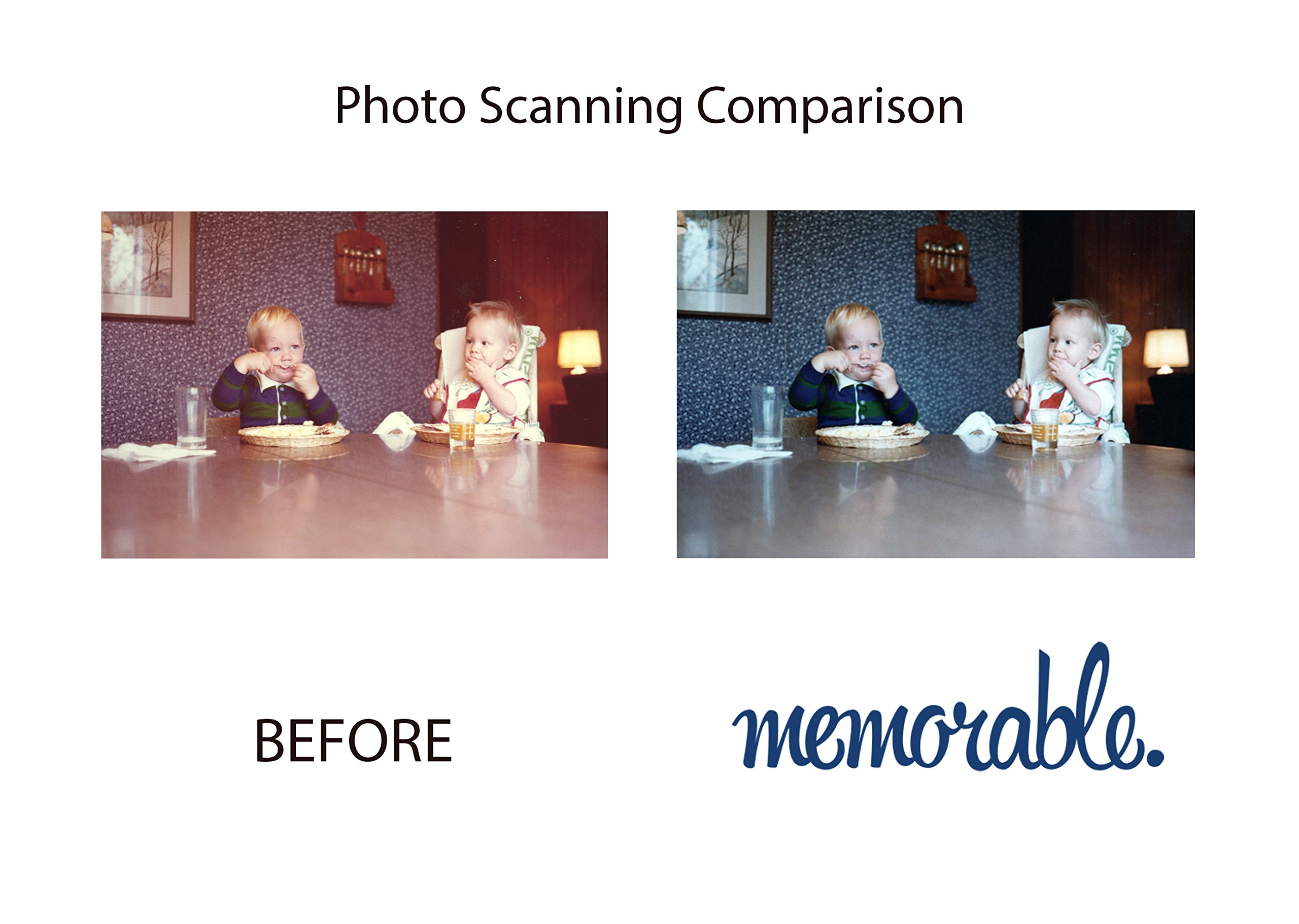Memorable Image Scanning Service to Prime Photos (5000 Photos) by Memorable (Image #4)