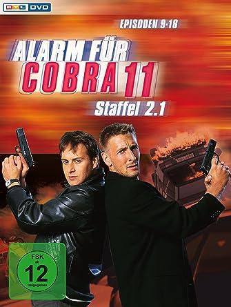 Alarm Für Cobra 11 Die Autobahnpolizei Staffel 21 3 Dvds Amazon