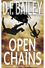 Open Chains (Will Finch Mystery Thriller Series Book 5) Kindle Edition