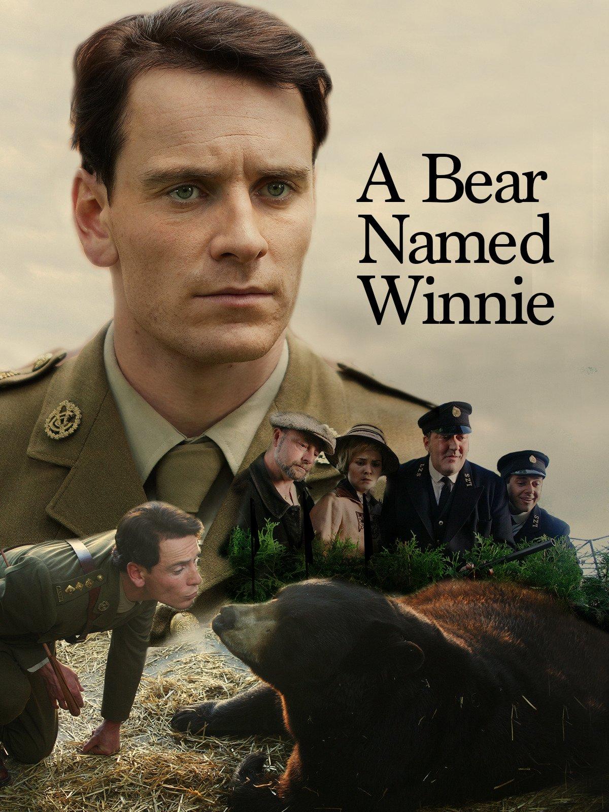 A Bear Named Winnie on Amazon Prime Video UK