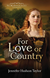 For Love or Country (The MacGregor Legacy Book 2)
