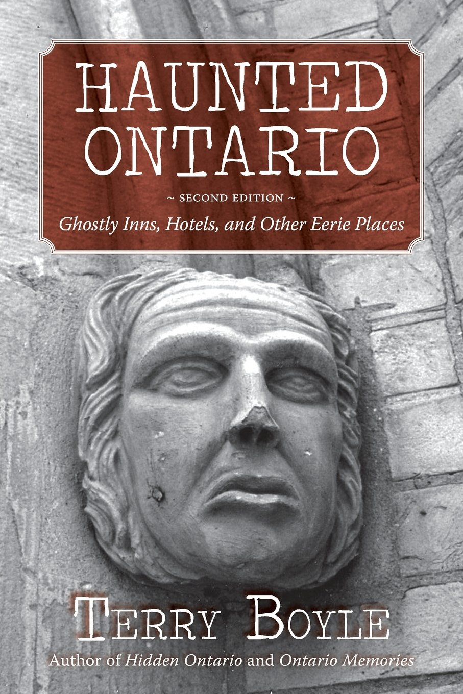 Download Haunted Ontario: Ghostly Inns, Hotels, and Other Eerie Places ebook