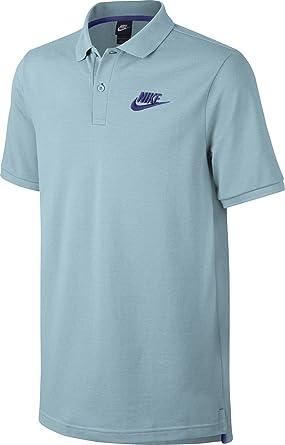 Nike M NSW Polo Pq Matchup Camiseta de Manga Corta, Hombre: Amazon ...