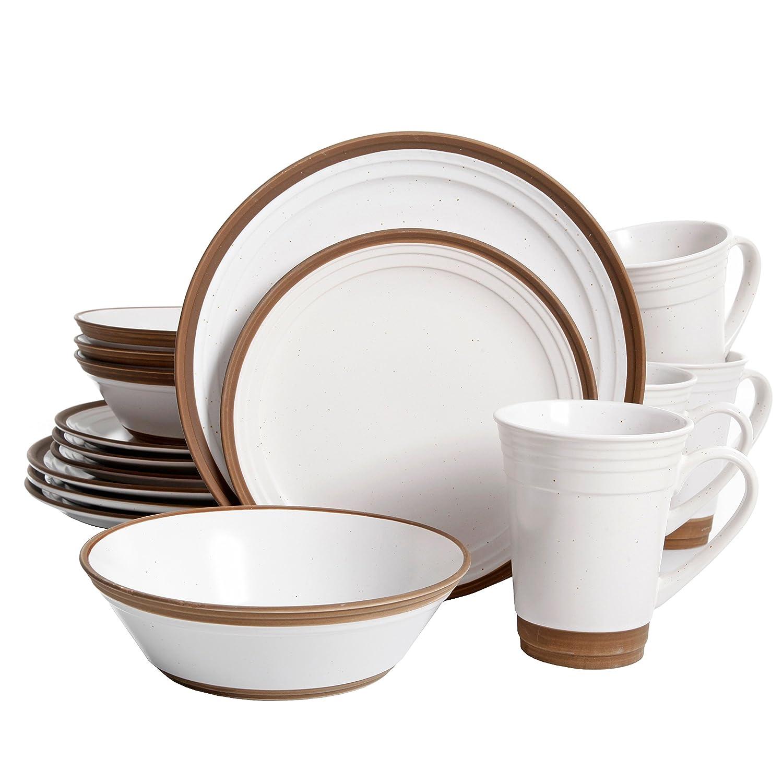 16 Ceramic Dinnerware Sets That Look Way More Expensive than TheyAre 16 Ceramic Dinnerware Sets That Look Way More Expensive than TheyAre new picture