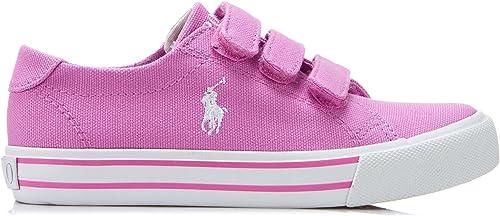 Polo Ralph Lauren - Zapatillas para niña: Amazon.es: Zapatos y ...