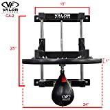 "Valor Fitness CA-2 Adjustable 1"" Boxing Speed Bag"
