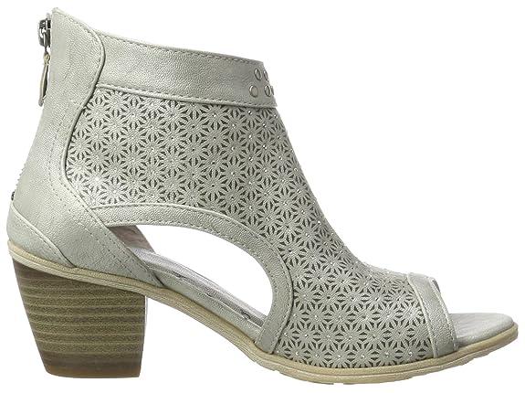 Mustang Damen 1221-809-21 Offene Sandalen mit Keilabsatz: Amazon.de: Schuhe  & Handtaschen