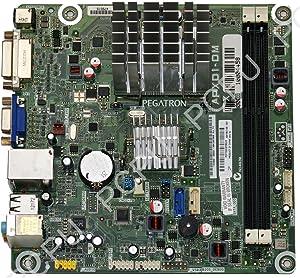 HP P2-1049 Desktop Motherboard w/ E450 1.66Ghz CPU, 661109-001, APXD1-DM, 69M10APB0C02