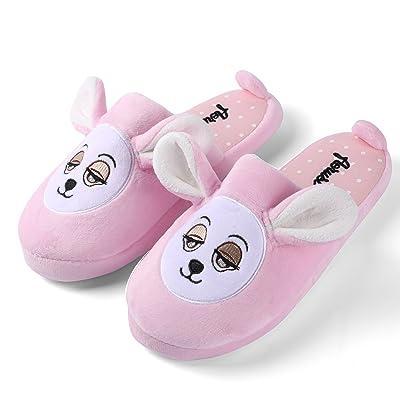Aerusi Adult's Teddy Bear Slippers