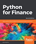 Python for Finance: Apply powerful finance models and quantitative analysis with Python (English Edition)