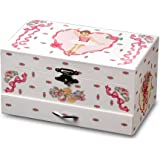 THE SAN FRANCISCO MUSIC BOX COMPANY Ballerina Jewelry Box