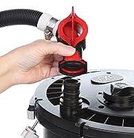 Aqua-stop valves