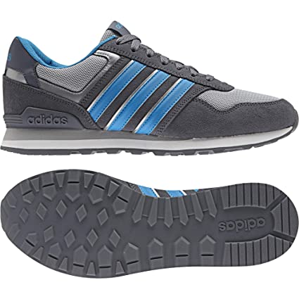Adidas Mode Marke Schuhe Shop Herren Sneakers Grau Onyx