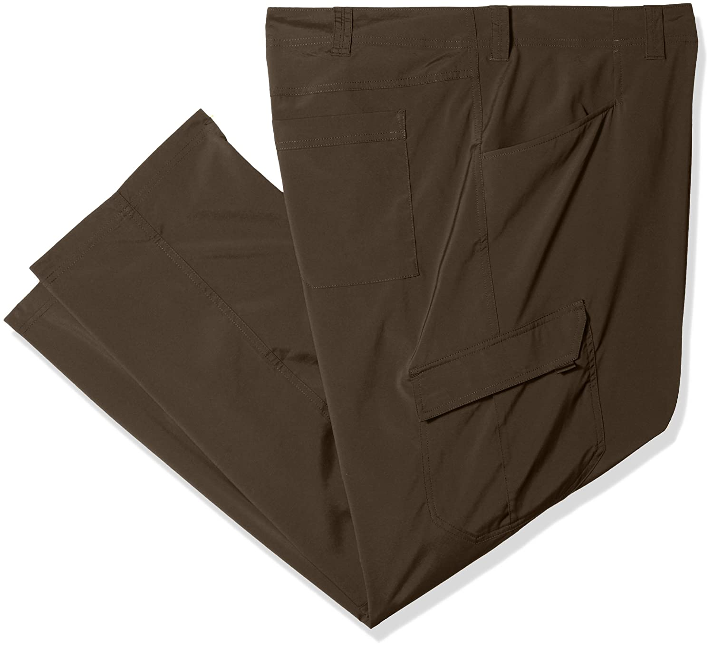 Major 52  x 32  Columbia pour Homme Big-Tall argent Ridge Stretch Pantalon