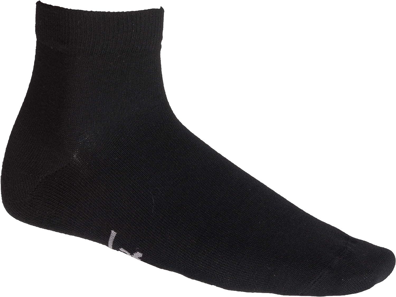 FR : 43-46 Mixte Lafuma Oslo cut Chaussettes basses confortables Noir Taille Fabricant : 43-46
