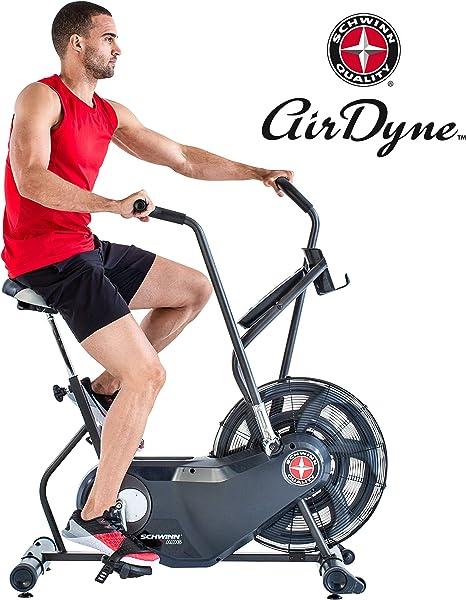 Schwinn airdyne AD6 Fitness Bike, Negro, 1: Amazon.es: Deportes y ...