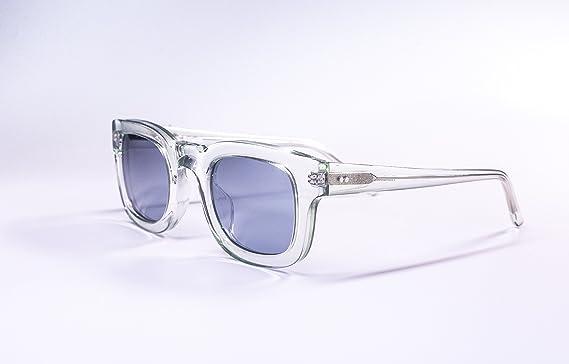 6ae6ce8b641 Vintage Handcrafted Sunglasses For Men   Women - Distinctive Handmade  Italian Acetate Frame - Benjamin (