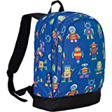 Olive Kids Robots 15 Inch Backpack