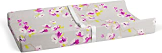 """product image for Glenna Jean Bloom 16"""" x 32"""" Changing Pad Cover for Baby Nursery"""