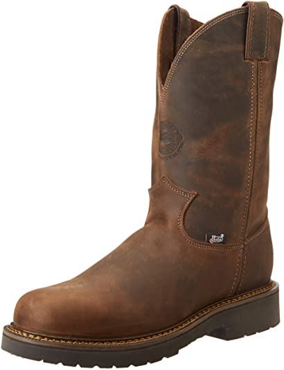 Justin Original Work Boots Pull-On Boot
