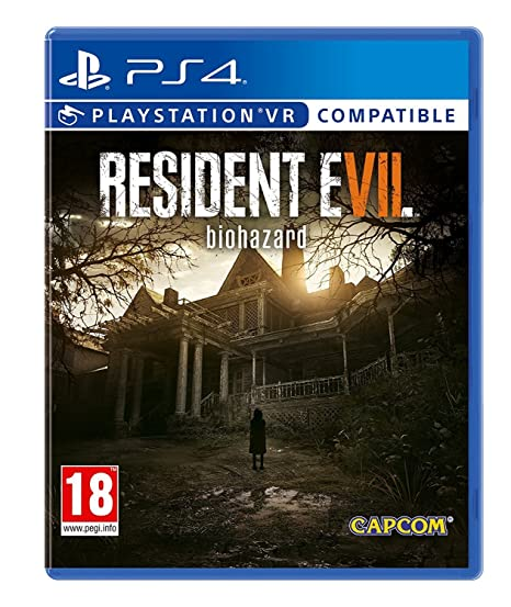 Buy Resident Evil 7 Biohazard Ps4 Online At Low Prices In India Capcom Video Games Amazon In