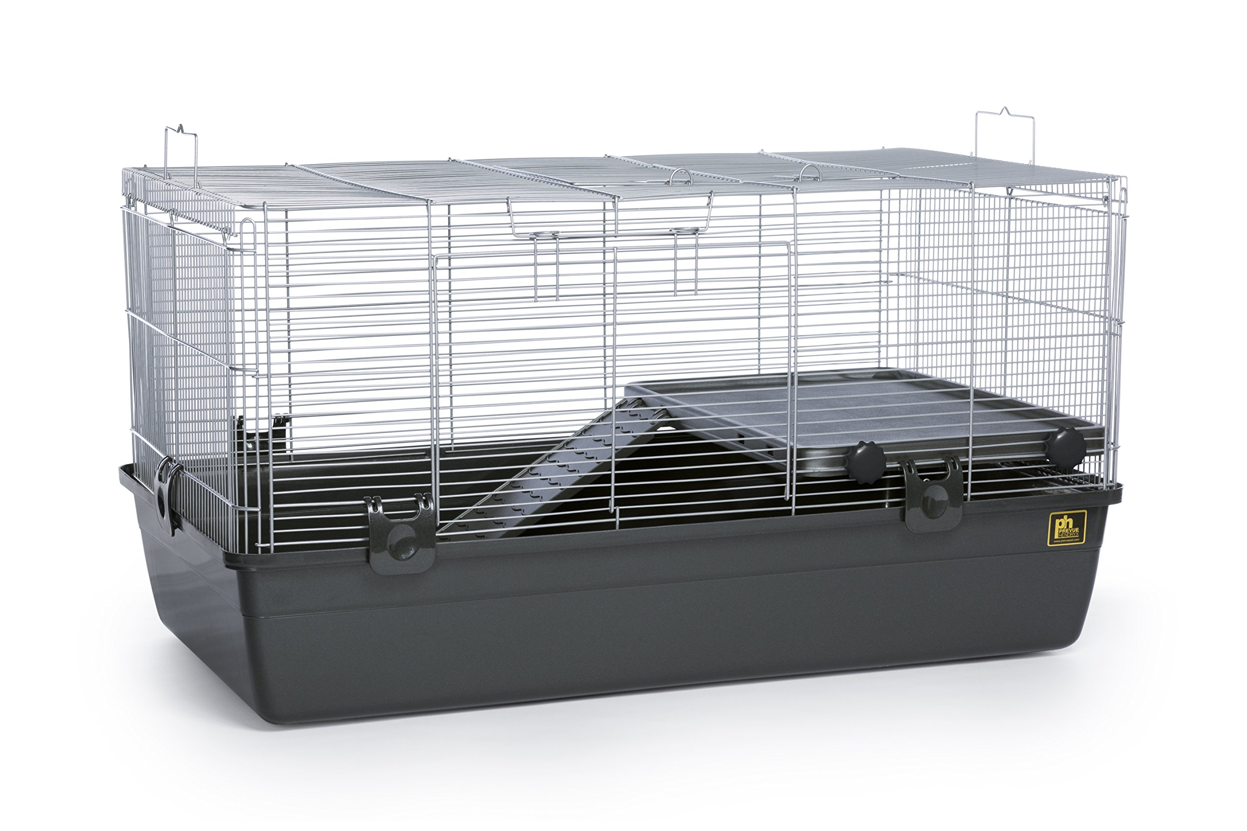 Prevue Pet Products 528 Universal Small Animal Home, Dark Gray by Prevue Pet Products