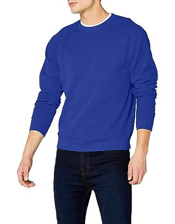 6db348997c Fruit of the Loom Raglan Sweatshirt, Felpa Uomo