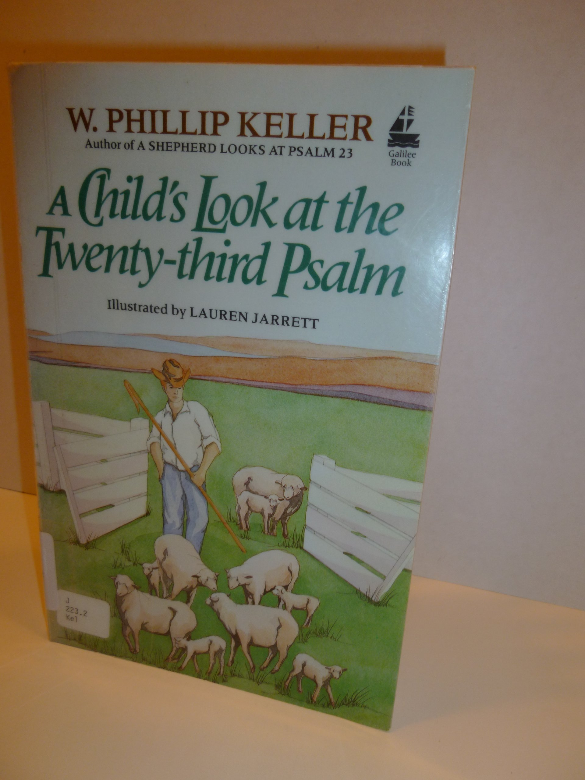 A Child's Look at the 23rd Psalm: Phillip W. Keller: 9780385154574:  Amazon.com: Books