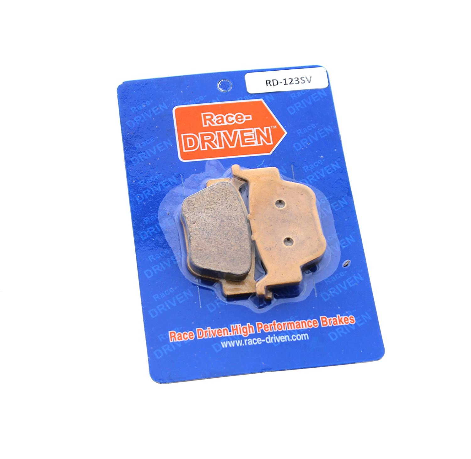 Brake Pads for Honda Pioneer 700 SXS700 2014-2019 Rear Brakes by Race-Driven