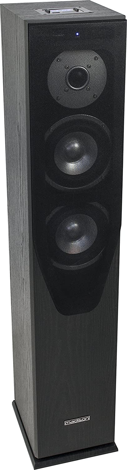 MADISON MAD-CENTER120BK Enceintes PC//Stations MP3 RMS 60 W