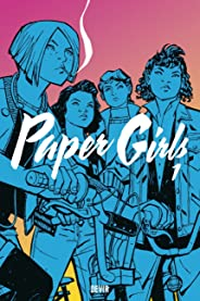 PAPER GIRLS 01: Volume 1