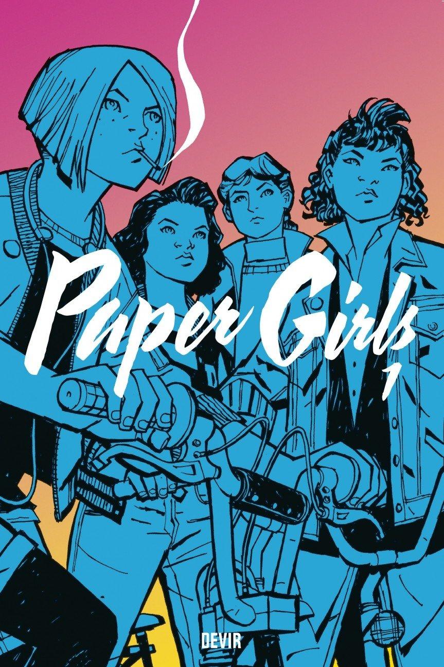 Paper Girls | Amazon anuncia nova série baseada em HQ de ficção científica