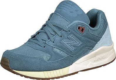 new balance - chaussures w530 - bleu