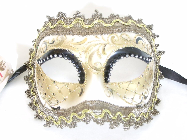 Venice Buys - Venetian Masks Máscara Veneciana Colombiana Negra ...