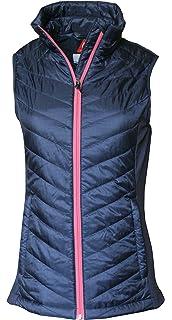 da1706ea61cf Amazon.com  Columbia Women s Morning Light III Omni Heat Vest  Clothing