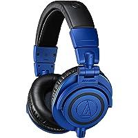 Audio-Technica ATH-M50XBB Auriculares de Diadema Edición Especial, Azul