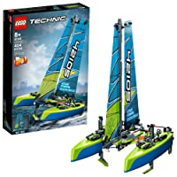 Deals on LEGO Technic Catamaran 42105