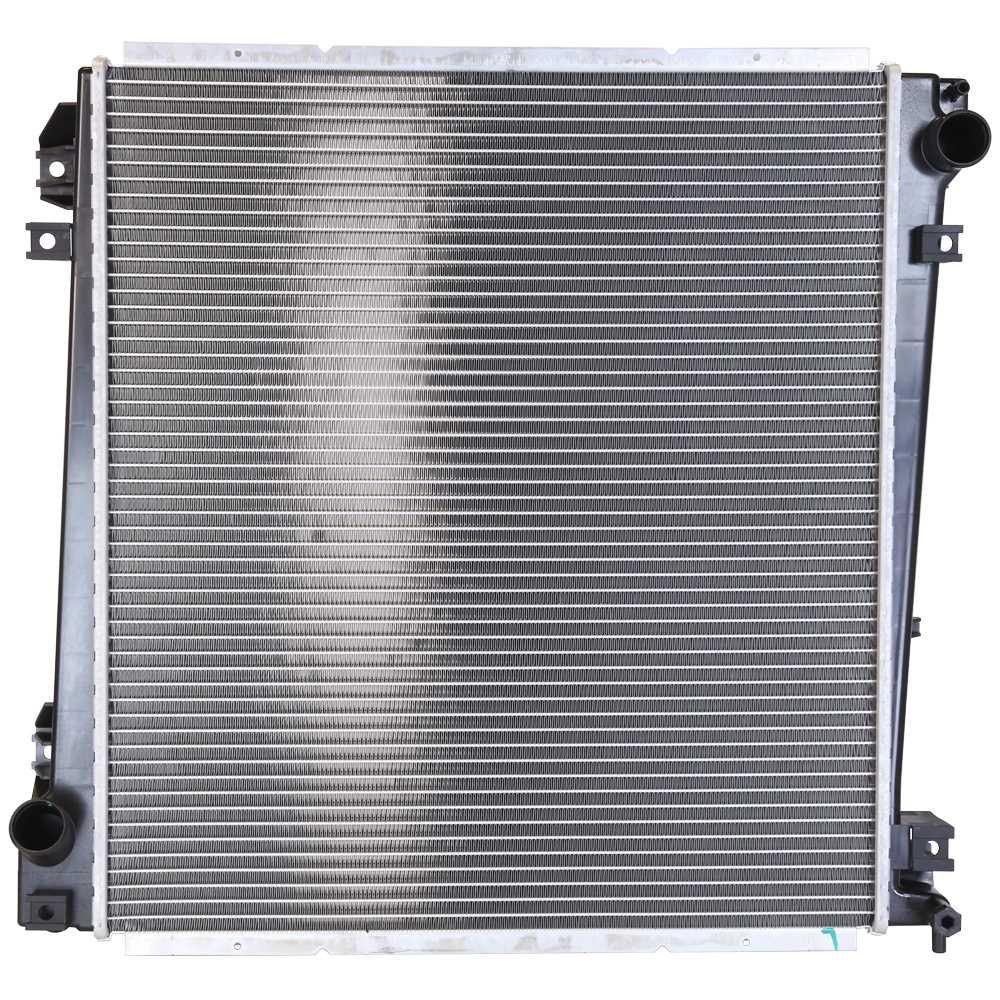 Prime Choice Auto Parts RK885 Aluminum Radiator