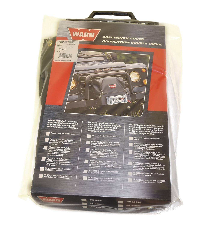 WARN 13917 Soft Winch Cover