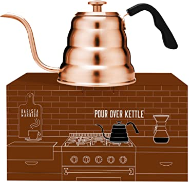 Barista Warrior Pour-Over Kettle
