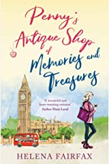 Penny's Antique Shop of Memories and Treasures: A feel-good romance for lovers of happy endings Kindle Edition