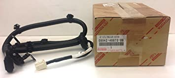 amazon com towing options 4 flat wire harness automotive towing options 4 flat wire harness