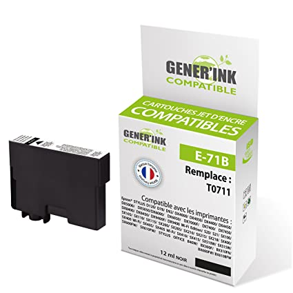 Generink cartucho de tinta compatible con Impresora, color ...