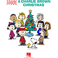 A Charlie Brown Christmas: Artist Transcriptions for Piano book cover